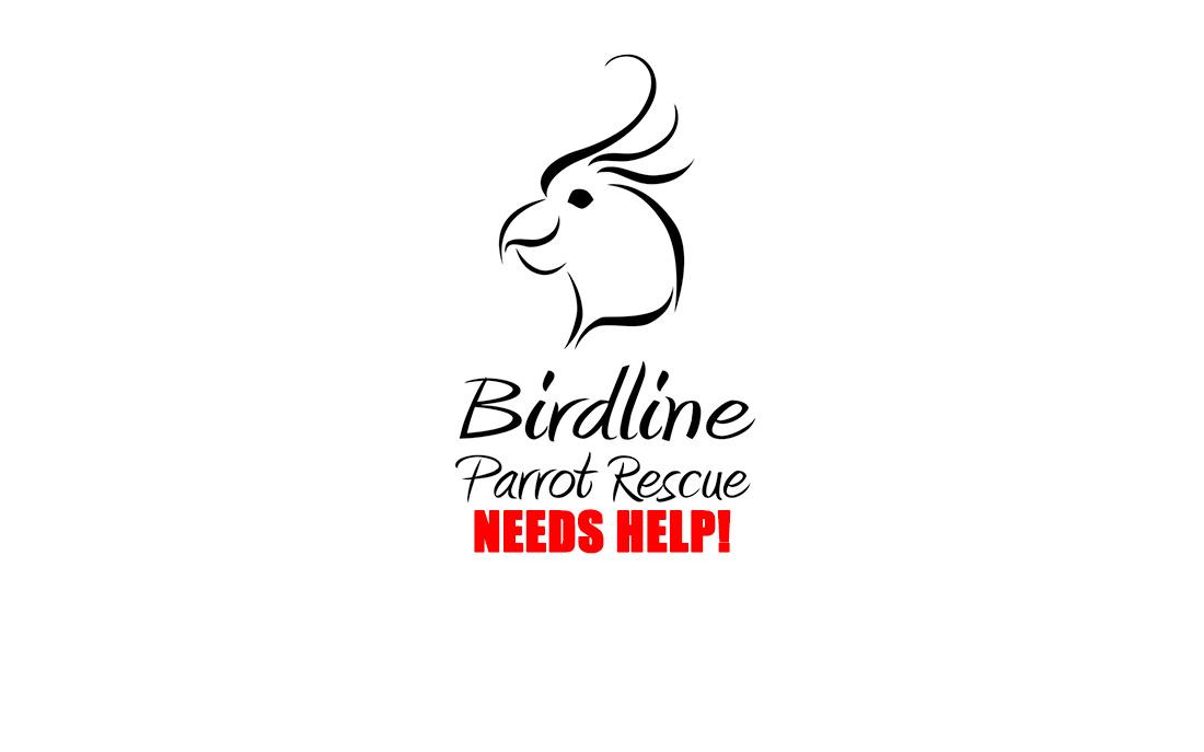Birdline Canada Parrot Rescue