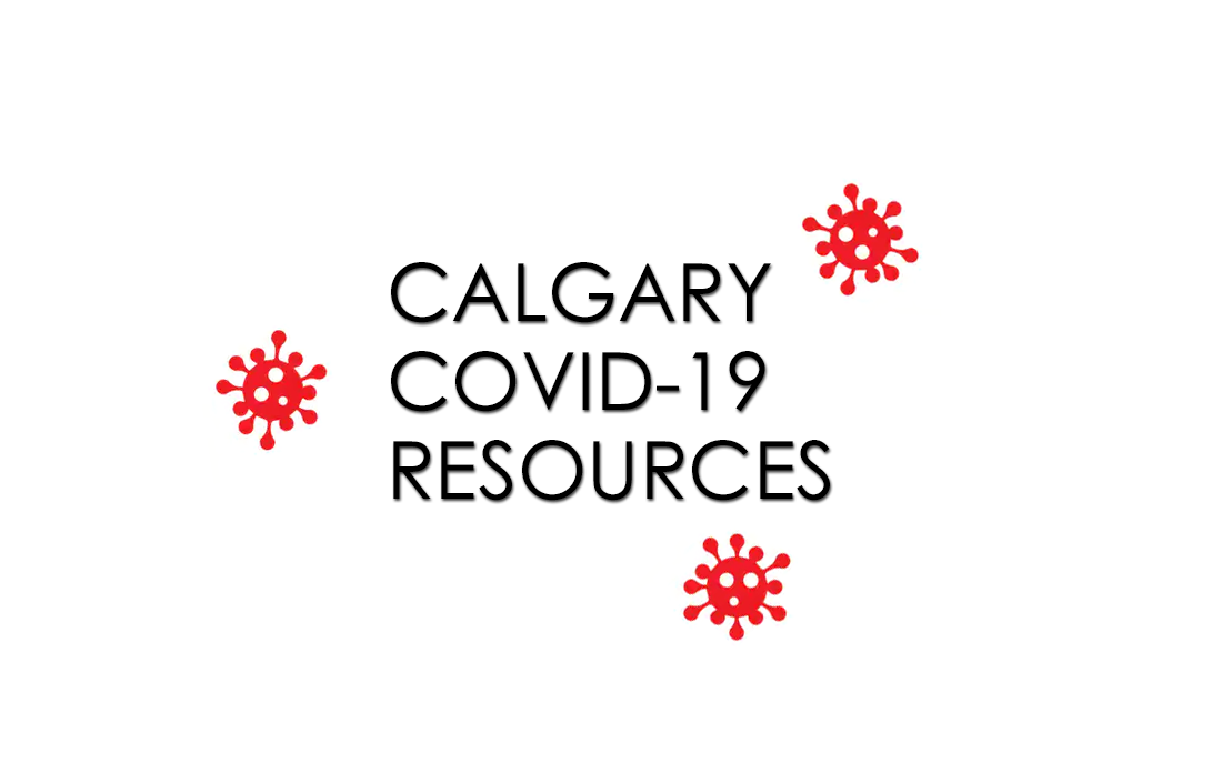 Calgary COVID-19 Resources and information
