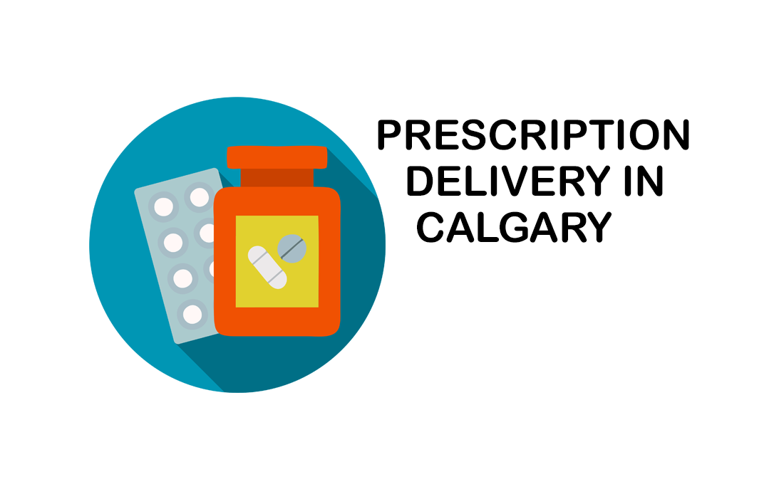 Prescription delivery in Calgary