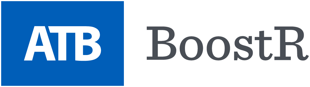 ATB BoostR logo
