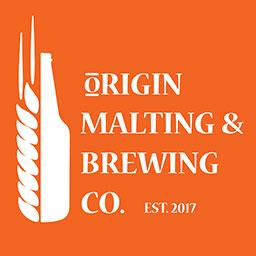 Origin malting and brewing co In Strathmore, Alberta, Canada