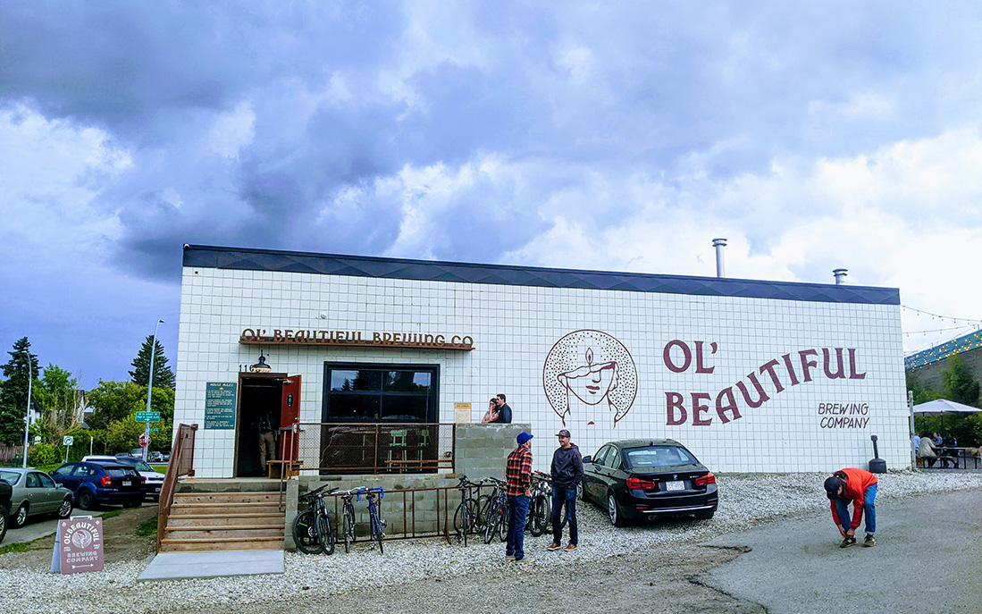 A list of breweries in Calgary