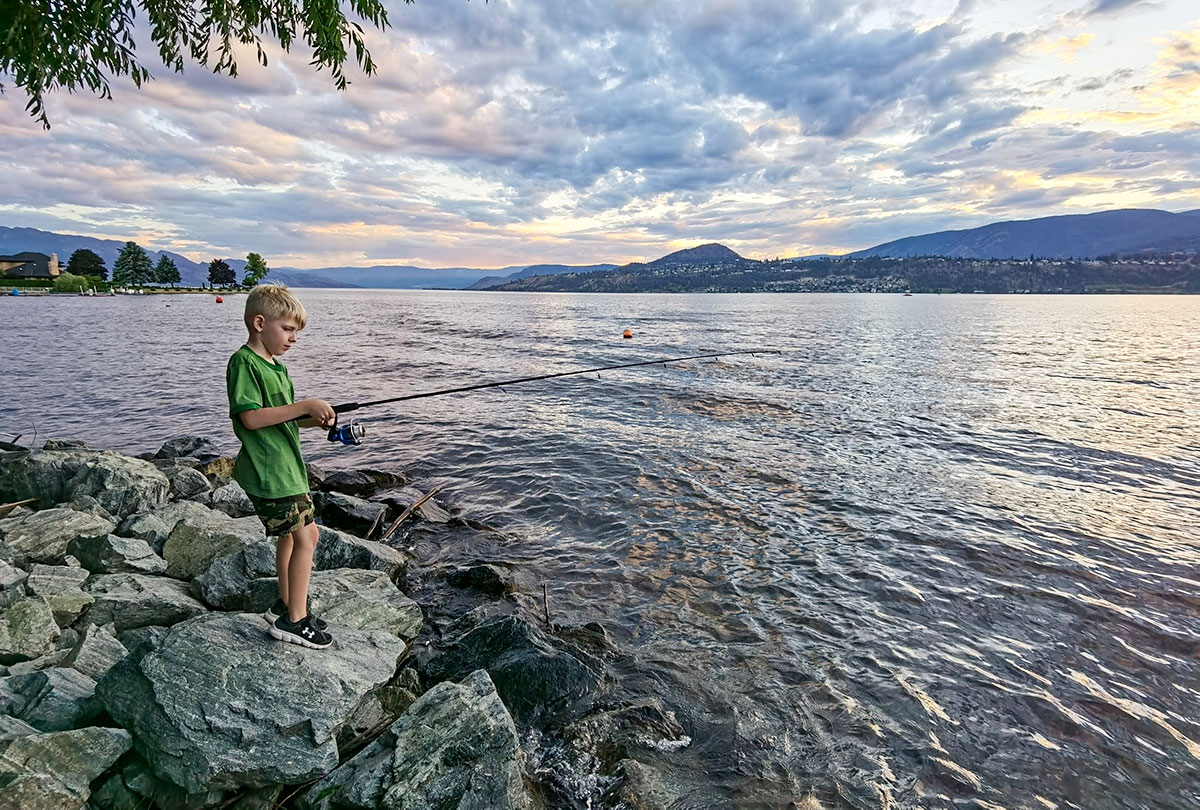 Comprehensive Guide - Getting Started With Fishing In Alberta, where to fish with Kids around Calgary