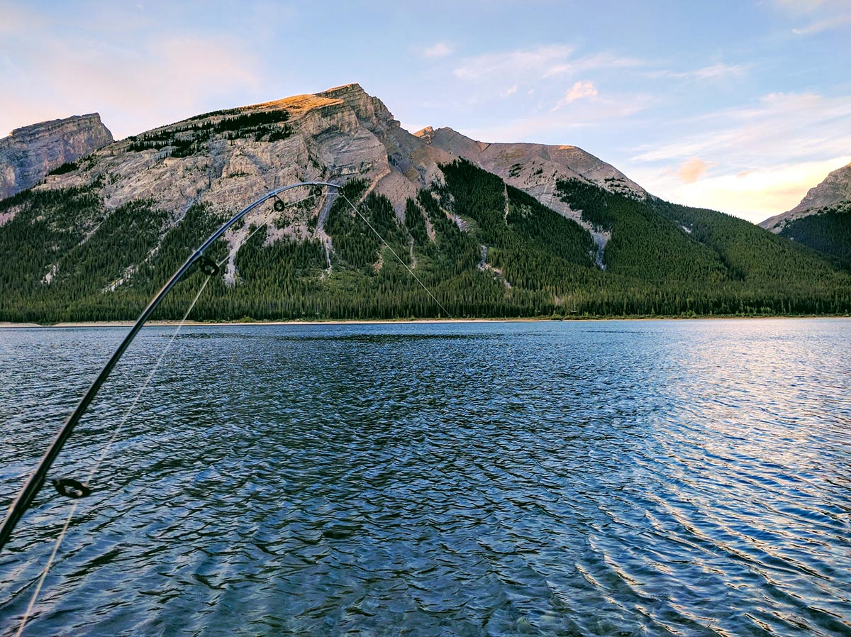 Comprehensive Guide - Getting Started With Fishing In Alberta, Spray Lakes Reservoir