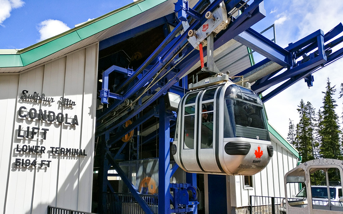 Complete Guide To The Banff Gondola