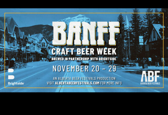 Banff Craft Beer Week Contest, By Alberta Beer Festivals (ENDED)