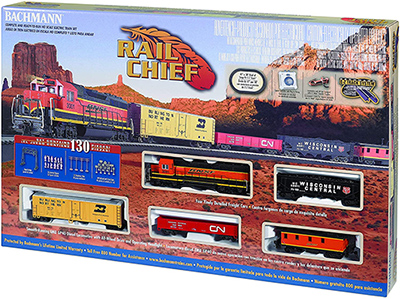 Guide: The Best Annoying Toys To Buy For Other Peoples Kids Bachmann Trains Rail Chief Ready to Run Electric Train Set HO Scale